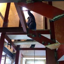 Estructura ascensor
