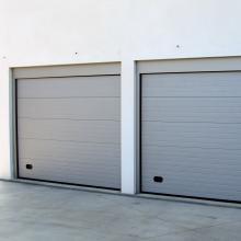 Portal garage