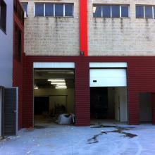 Revestimiento fachada